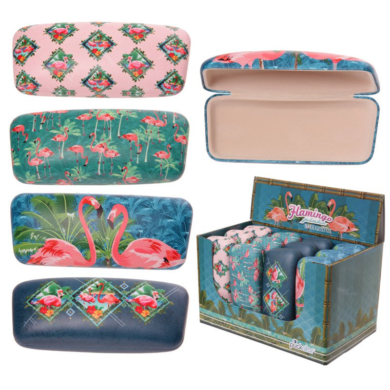 Glasses Case - Tropical
