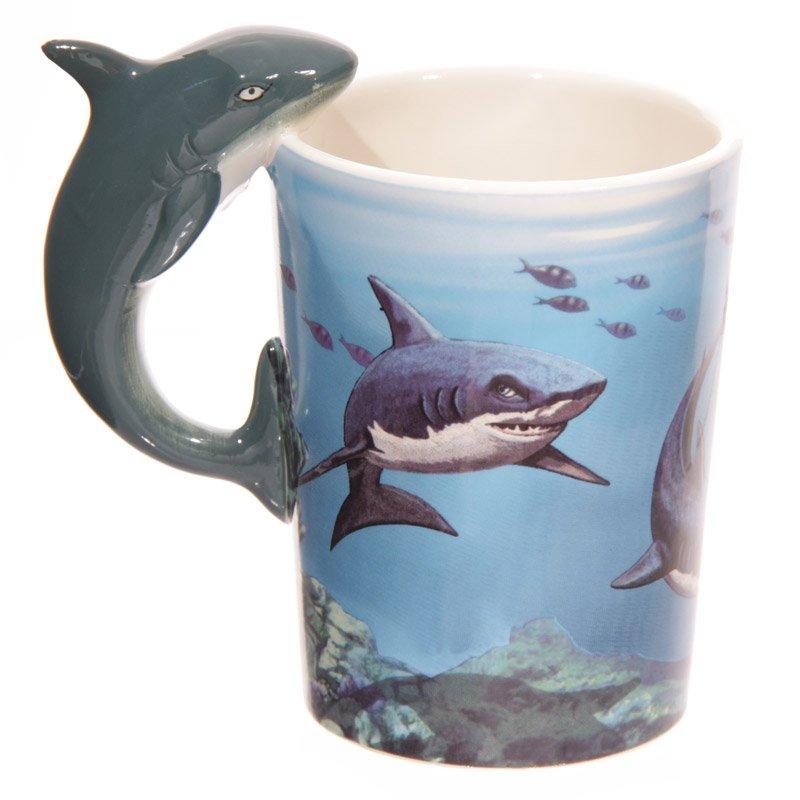 Shark Handle Ceramic Mug
