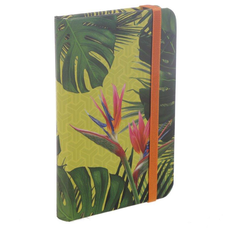 A6 Hardback Notebook - Tropical Paradise
