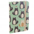 A6 Collectable Hardback Notebook - Feline Fine Cat Design