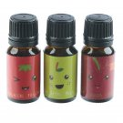 Set of 3 Eden Fragrance Oils - Fruity
