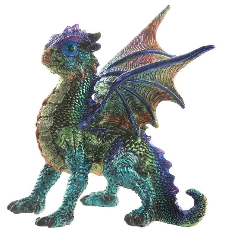 Elements Nightmare Dragon Figurine