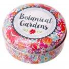 Flavoured Lip Balm Tin - Floral