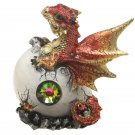Crystal Birth Dragon Figurine