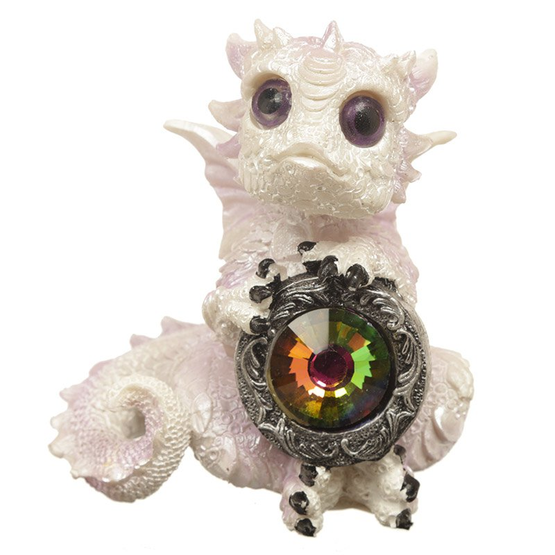 Crystal Soul Dragon Figurine