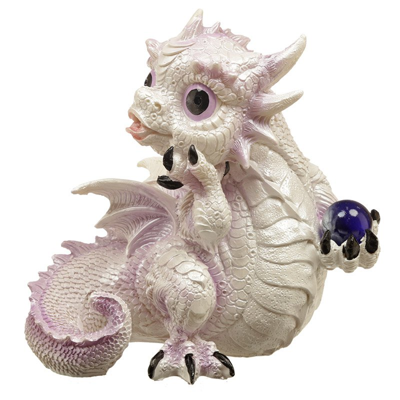 Mystical Dream Dragon Figurine