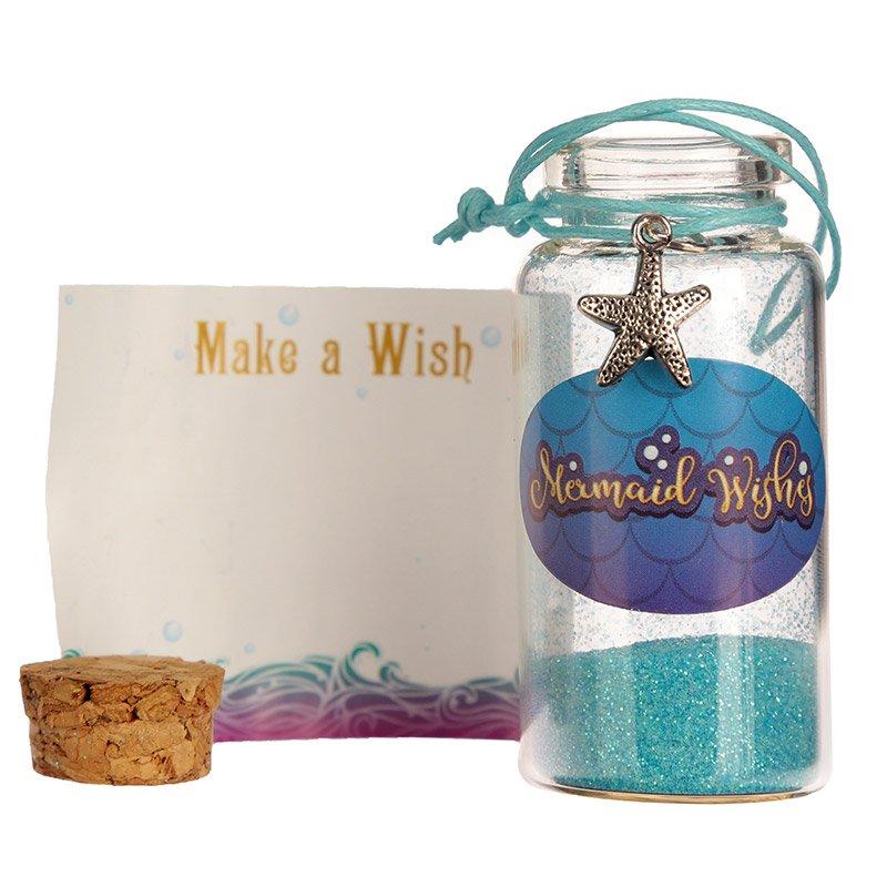 Mermaid Wishes Jar