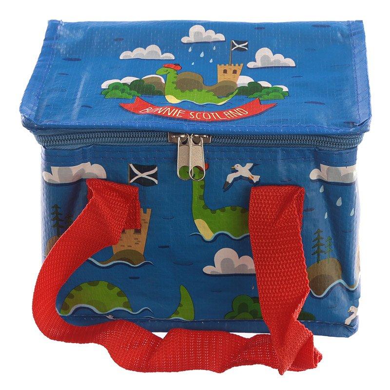 Nessie Loch Ness Monster Lunch Box Cool Bag
