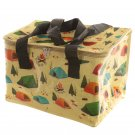 Camping Design Lunch Box Picnic Cool Bag