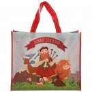 Scottish Piper Shopping Bag