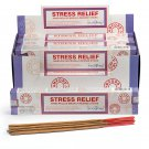 Stamford Masala Incense Sticks - Stress Relief (12 Packs)