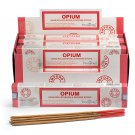 Stamford Masala Incense Sticks - Opium (12 Packs)