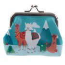 Cute Alpaca Tic Tac Change Purse
