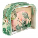 Tropical Paradise Vanity Bag Set of 3