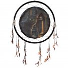 "Decorative Cat Design What Lies Within 60cm (24"") Dreamcatcher"