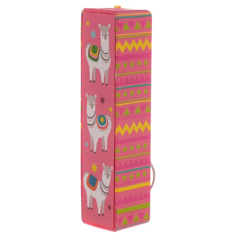 Portable USB Power Bank - Llama