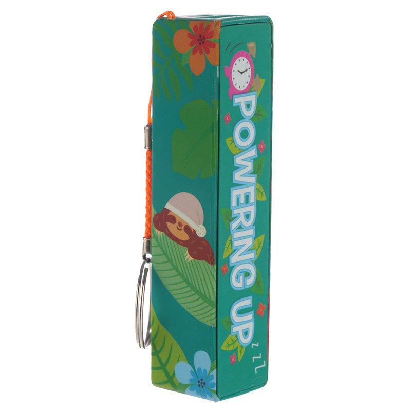 Portable USB Power Bank - Sloth
