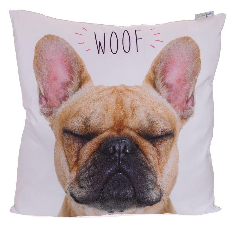 Decorative French Bulldog Cushion
