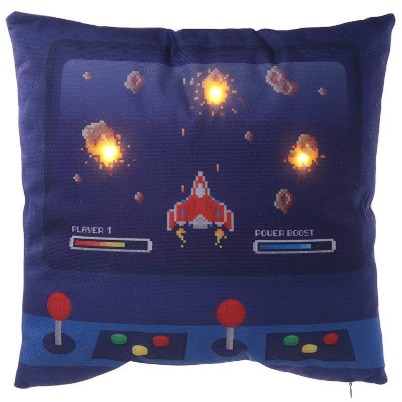 LED Cushion - Game Over