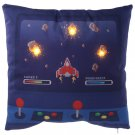 Decorative LED Cushion - Game Over Design