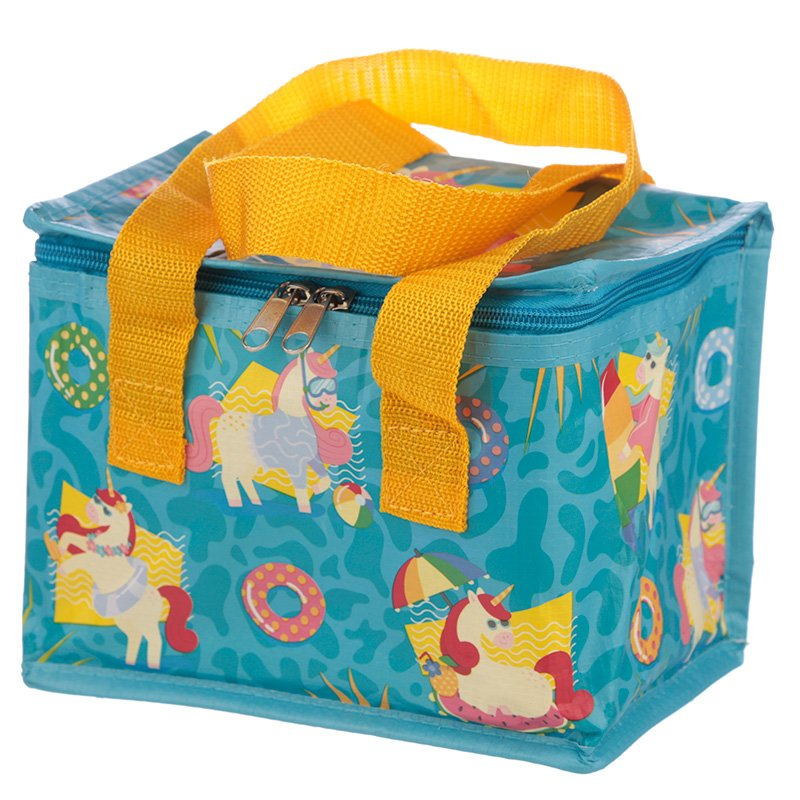 Tropical Unicorn Lunch Box Cool Bag