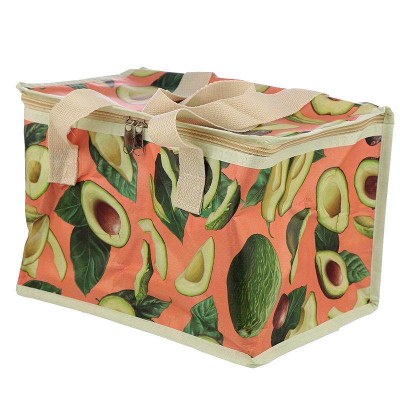Avocado Design Lunch Box Picnic Cool Bag