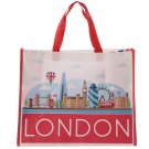 London Icons Durable Reusable Shopping Bag