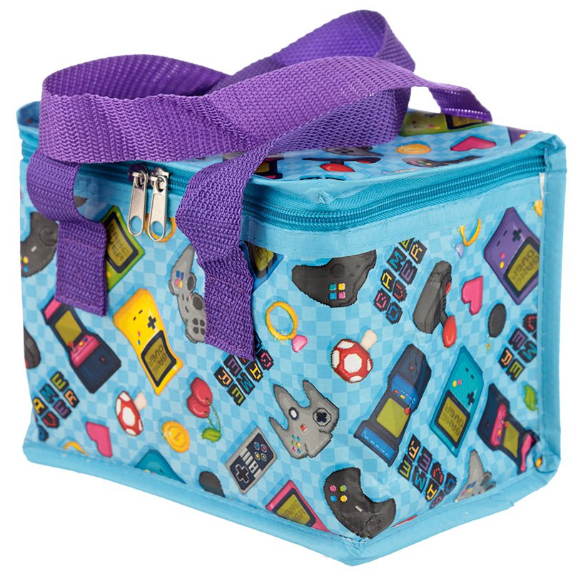 Game Over Lunch Box Cool Bag