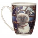 Bone China Mug - Hocus Pocus Cat