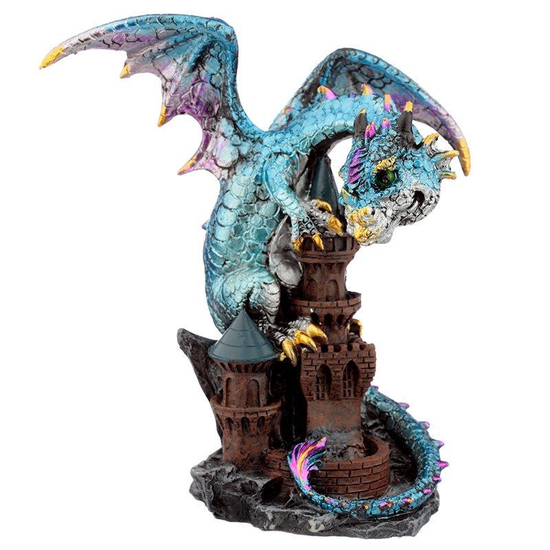 Castle Protector Dragon Figurine