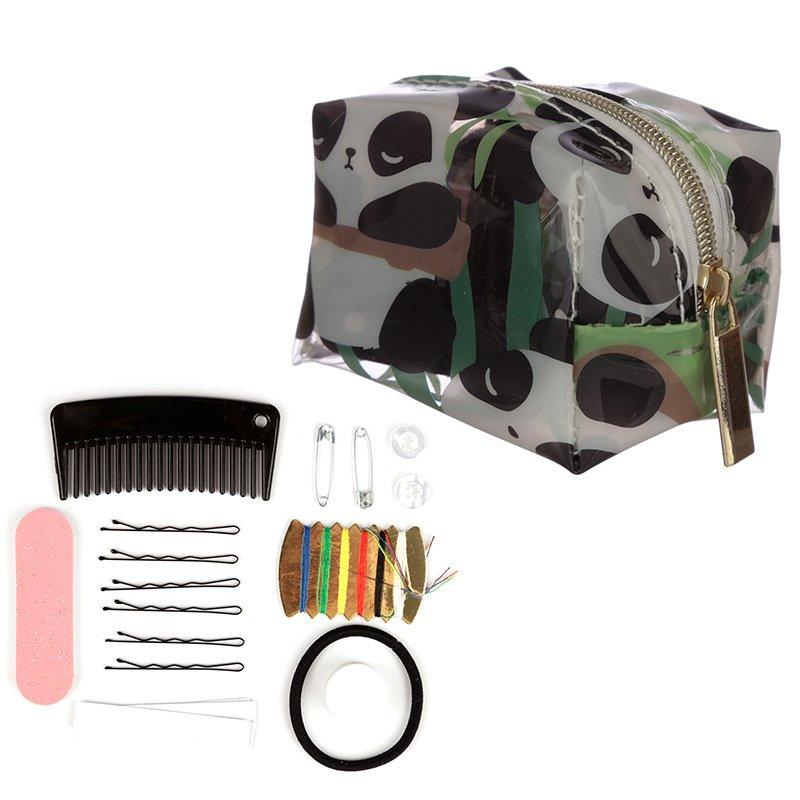 Handy Emergency Travel Kit - Panda Design