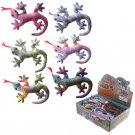 Gecko Sand Animal Paperweight