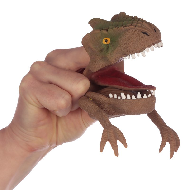 Kids Dinosaur Hand Puppet