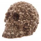 Multiple Skulls Ornament