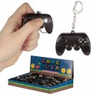 Retro Gaming Light and Sound Keyring