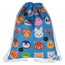Drawstring Bag - Animals Design
