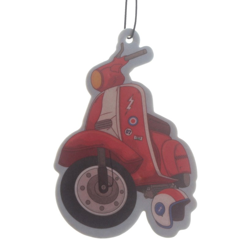 Scooter Strawberry Scented Air Freshener
