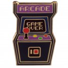 Arcade Game Enamel Pin Badge