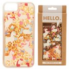 iPhone 6/7/8 Phone Case - Unicorn Sweet Dreams Design