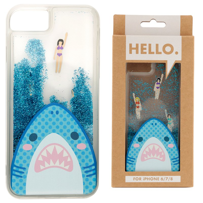 iPhone 6/7/8 Phone Case - Shark Jaws