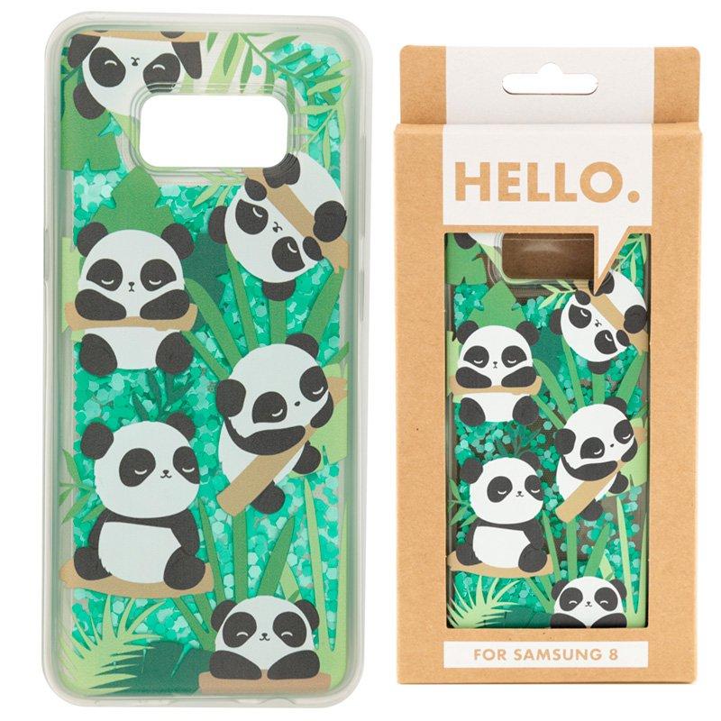 Samsung 8 Phone Case - Panda