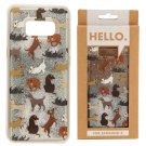 Samsung 8 Phone Case - Catch Patch Dog Design