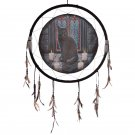 "Decorative Lisa Parker Sacred Circle 60cm (24"") Dreamcatcher"