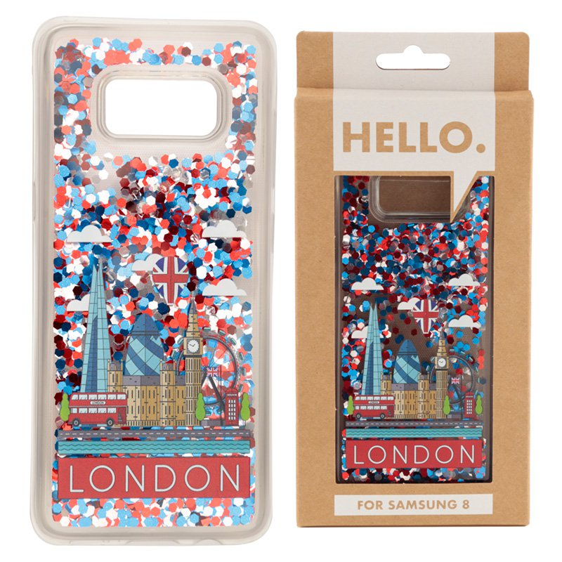 Samsung 8 Phone Case - London Icons