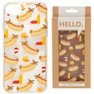 iPhone 6/7/8 Phone Case - Hot Dog Fast Food