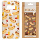 Samsung 8 Phone Case - Hot Dog Fast Food Design