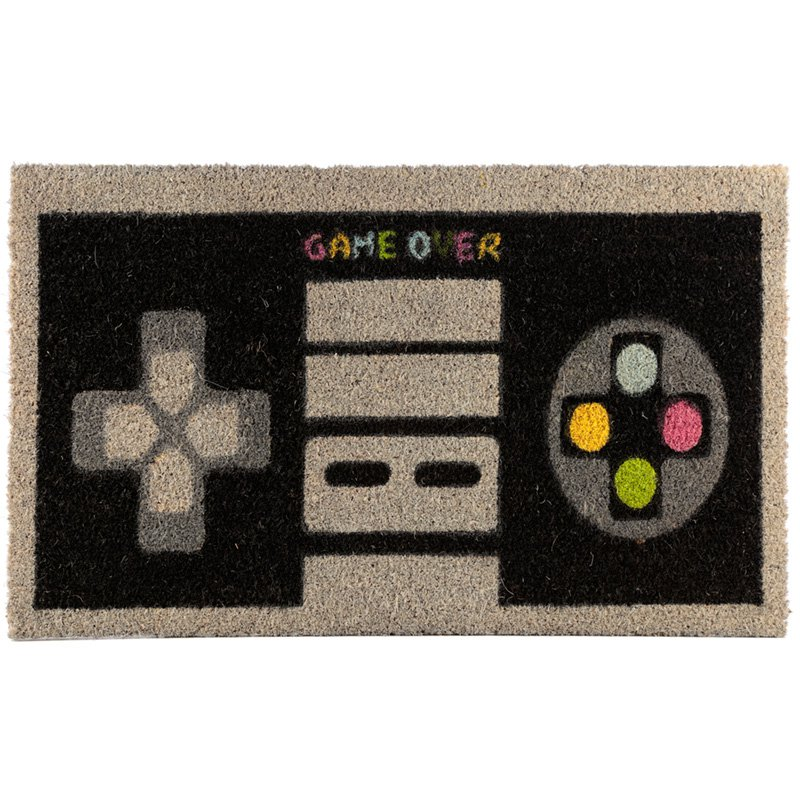 Coir Door Mat - Retro Gaming