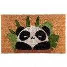 Coir Door Mat - Panda