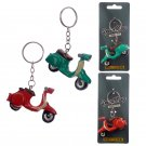 Scooter Keyring (Assorted)