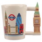 Big Ben Handle Ceramic Mug